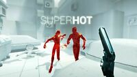 SUPERHOT | Steam Key | PC | Digital  | Worldwide |