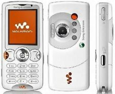 WHITE SONY ERICSSON W810i MOBILE PHONE-UNLOCKED, NEW HOUSE CHARGER AND WARRANTY