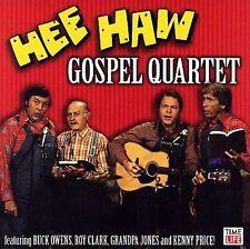 HEE HAW GOSPEL QUARTET 2 CD - Buck Owens Roy Clark Grandpa Jones Kenny Price NEW