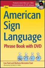 The American Sign Language : Features More Than 500 Video Demonstrations of...