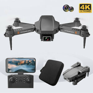L703 Professional Drone 4K HD Dual Camera FPV WIFI Height Hold Mode Quadcopter
