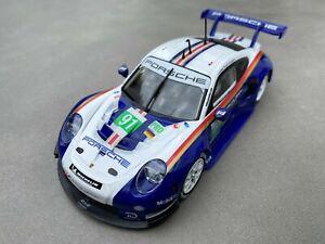 Carrera Digital 132 30891 Porsche 911 RSR #91 '956 Design Karosse+Chassis FOTOS!
