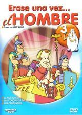 Erase Una Vez El Hombre Vol. 3 DVD NEW