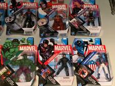 "Marvel Universe 3.75"" SHIELD File Figures Lot of 10 Different NOC Hasbro"