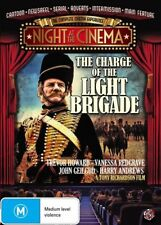 The Charge of the Light Brigade (DVD, 2017)
