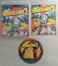 Borderlands 2 - ps3 playstation 3 game complete