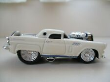 MUSCLE MACHINES -  (1956) '56 FORD THUNDERBIRD SHELBY GT350 - SUPERCHARGED -1/64