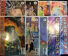 Chronowar #1-9 Set VF 1st Print Free UK P&P Dark Horse Comics
