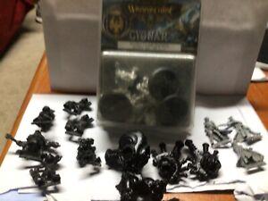 warmachine cygnar thunderhead trencher combat engineers black 13th strike force
