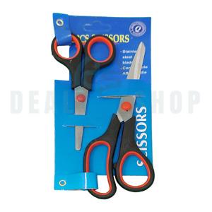 Soft-Grip Scissor Set