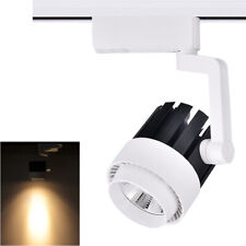 20W LED COB Ceiling Track Rail Light Picture Lamp Adjustable Lighting Exhibition