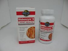 Wobenzym N Joint Health, Inflammation and Joint Support - 100 Tablets