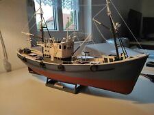 Carmen 2 Artesania Latina Thunfischfänger top gebaut!