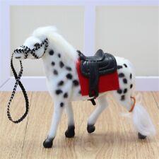 Spielzeug für Spielpuppen Fliska Pferd Pferdchen Apfelschimmel, Nr. 370a