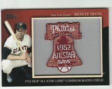 2010 Topps Commemorative Patch 9 diff card Superstar Lot- Bench -Palmer-Rizzuto