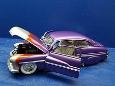 ERTL American Muscle 1949 Mercury Club Coupe Lead Sled 1:18 Scale Diecast Car