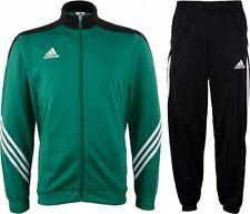 Adidas Mens Tracksuits Sereno Full Zip Top Jogging Bottoms Football Sports Gym