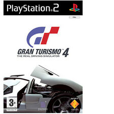 Gran Turismo 4 pour Sony PS 2 *Offrent Superieure - Comme neuf*