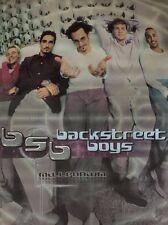 Backstreet Boys Poster Group Shot Original Vintage Pin-up Retro 1999 Millennium