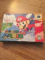 Super Mario 64 Nintendo 64 N64 Cib Game Works CC