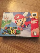 Super Mario 64 Nintendo 64 N64 Cib Game Works CC