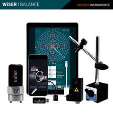 Field Portable Dynamic Balancing Machine And Vibration Analyzer