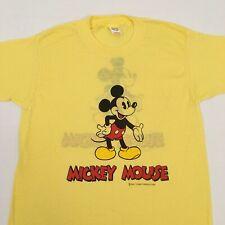 New listing Men's Large- Vintage Tropix Togs Disney Mickey Mouse Single Stich T-Shirt 70's