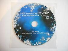EVA CASSIDY & KATE MELUA : WHAT A WONDERFUL WORLD [ CD PROMO ] ~ PORT GRATUIT