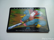 Carte Dragon Ball Z Card DBZ / Hero Collection Part 3 - N°279 / NEW