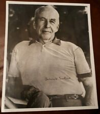 Archibald Macleish Author, Hand Signed Photograph