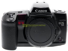 Canon EOS 10 reflex autofocus a pellicola, splendide condizioni.