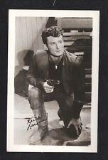 Keith Larson 194 00004000 0's 1950's Actor's Penny Arcade Photo Card
