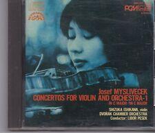 Shizuka Ishikawa-Josef Myslivecek cd album