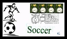 US COVER SOCCER SPORTS LIMITED EDITION CACHET AMERICOVER INDEPENDENCE OHIO