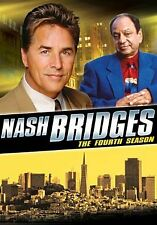 NASH BRIDGES: COMPLETE SEASON 4 (Kathy Shower) - DVD - Region 1
