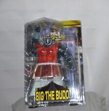 KINNIKUMAN BIG THE BUDO Romando PVC Action Figure JAPAN ANIME