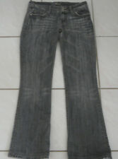 MISS ME JEANS SIZE 28 BROKEN IN GRAY COLOR SUPER SOFT AND COMFY