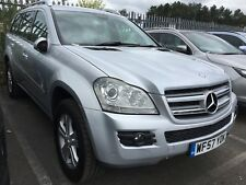 "57 MERCEDES-BENZ GL320 3.0 CDI  AUTO, NAV, LEATHER, JULY 2018 MOT, 19"" ALLOYS!!"