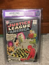 Justice League of America #1 CGC 7.0 DC 1960 1st Despero! JLA! (R) F8 574 cm
