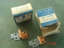 GENERAL ELECTRIC, LOT OF 4, CR123F84.8B, RELAY Heaters F84.8B