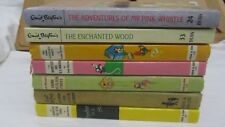Enid Blyton Childrens Books x 7 Vintage Excellent Condition