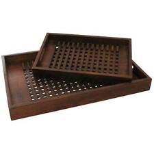 Unbranded Wooden Trays