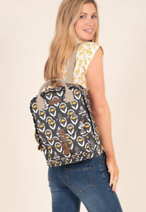 Brakeburn Geo Floral Backpack