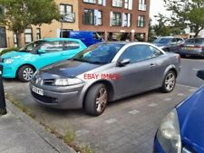 PHOTO  2008 RENAULT MEGANE CC COUPE CABRIOLET (MODEL II) 16 LITRE INLINE FOUR AT