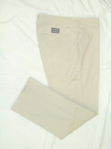 :::>   COLUMBIA  ~  Mens  KHAKI / CHINO  Pants ~ Sz 38 x 33/34 ~ PERFECT