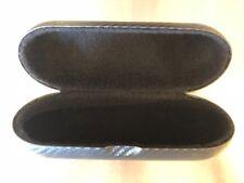 "OAKLEY hard black sunglass case 7"" X2 1/2"""