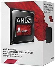 CPU et processeurs socket 8 pour A-Series