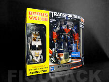 Transformers, DOTM Voyager Class Optimus Prime Comettor Set (Walmart Exclusive)