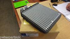 New genuine mercedes benz un classe b chauffage échangeur de chaleur core A1688200542 M37