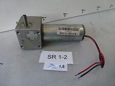 Dunkermotoren GR 53x58 U = 24 Volt, I n = 2,9 A, 3000 1/minGetriebe I = 200 : 1